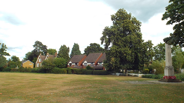 The Green, Harefield