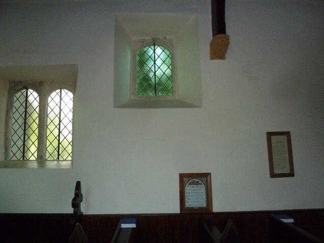 Inside Frome Vauchurch Parish Church (x)