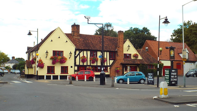 The King's Arms, Harefield