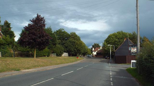 Park Lane, Harefield