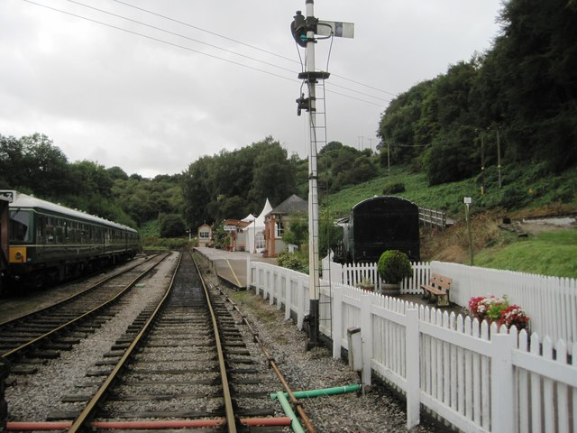 Norchard railway station, Gloucestershire