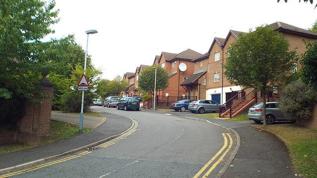 Barrington Drive, Harefield