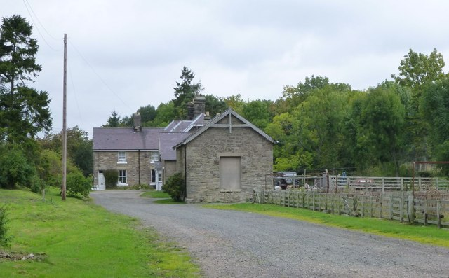 The Old Glanton Station
