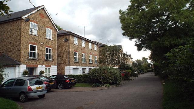 Jacks Lane, Harefield