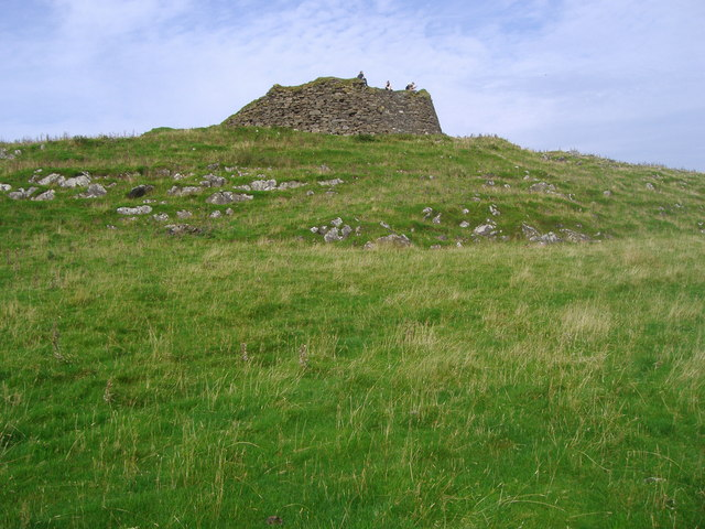Tirefour broch, Lismore