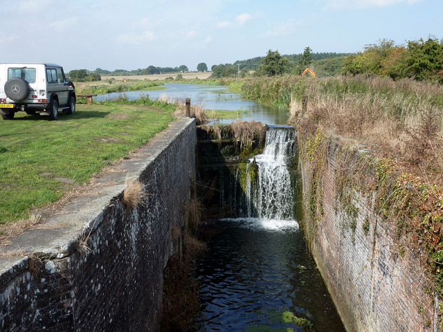 Ebridge Mill Lock