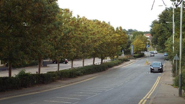 Moorhall Road, Harefield