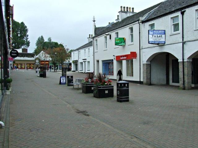 Main Street Milngavie