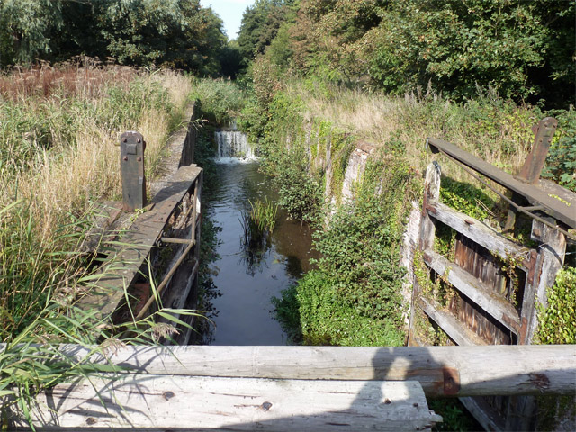 Briggate Mill Lock