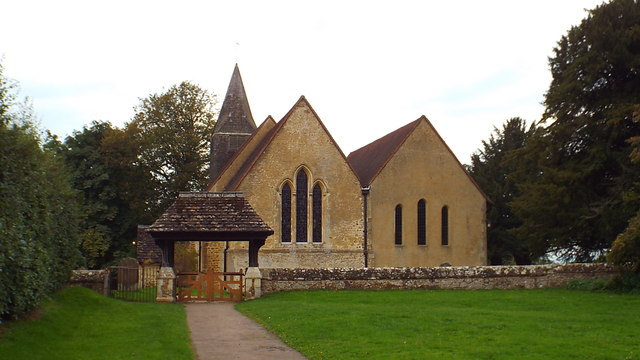 Church at Abinger Common