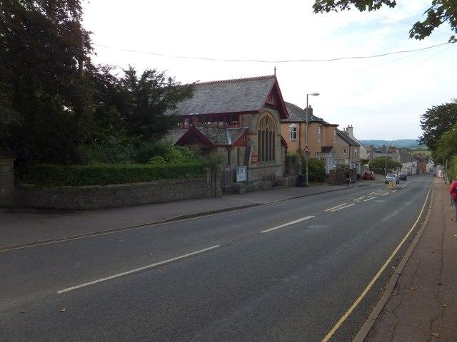 Axminster Methodist Church