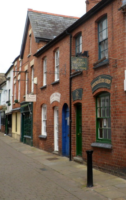 The Shoemakers Shop, Leominster