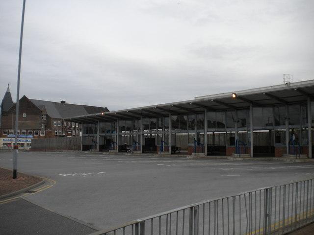 Longton bus station
