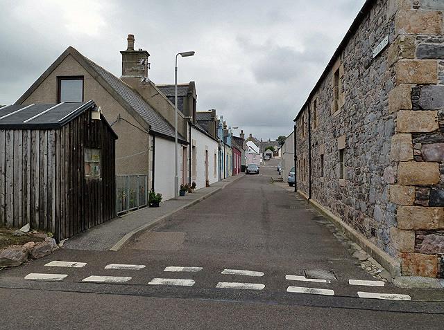 Patrol Place, Portknockie
