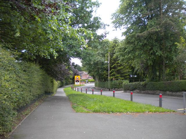 Stallington Road, Blythe Bridge