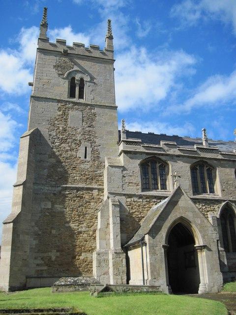 S  Mary's  Parish  Church  Syston