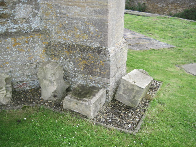 Bench  Mark  St  Mary's  church  tower