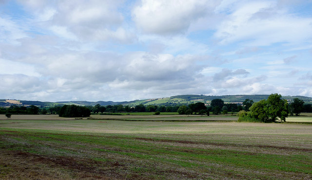 Arable land east of Pembridge, Herefordshire