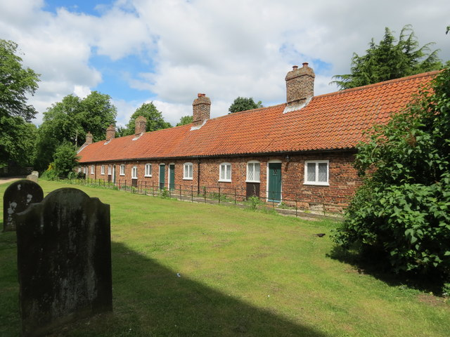 The  Bede  Houses