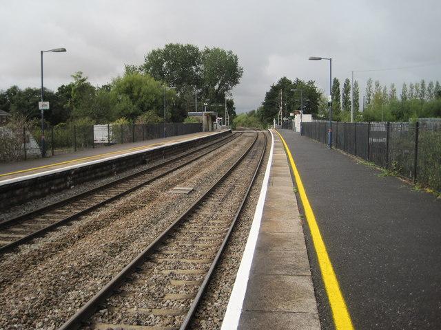 Lydney railway station, Gloucestershire