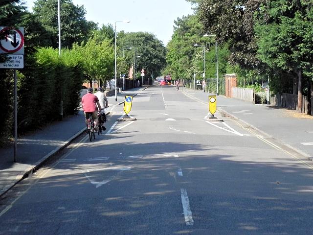 Cambridge, Grange Road