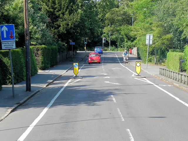 Traffic Calming on Grange Road