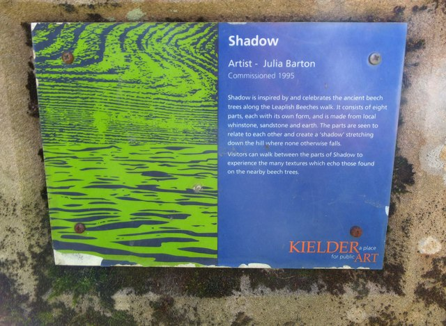 "Information board for ""Shadow"""