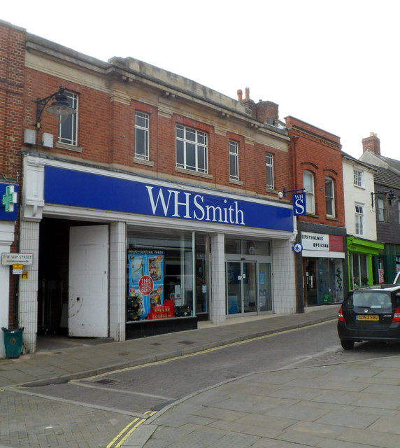 WHSmith in Leominster