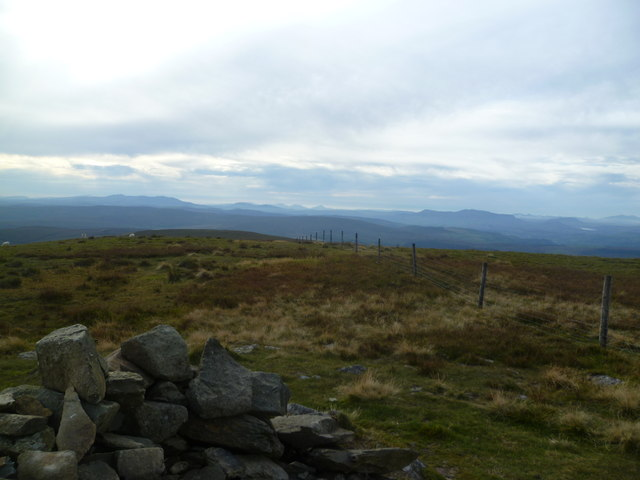 On Moel Sych