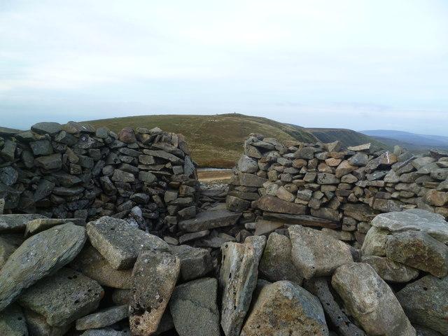 Windshelter, Cadair Berwyn