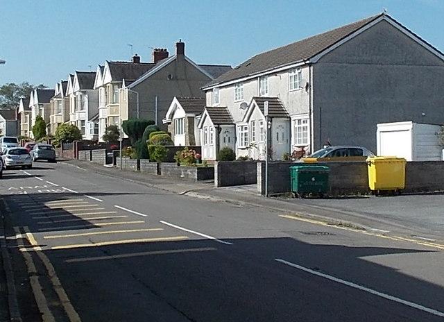 Dyffryn Road, Gorseinon