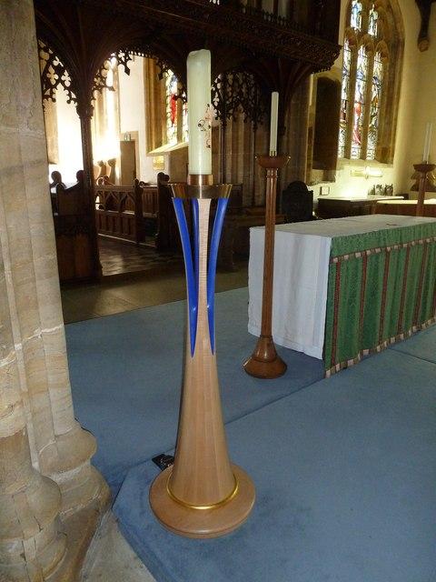 Inside St Mary, Beaminster (2)