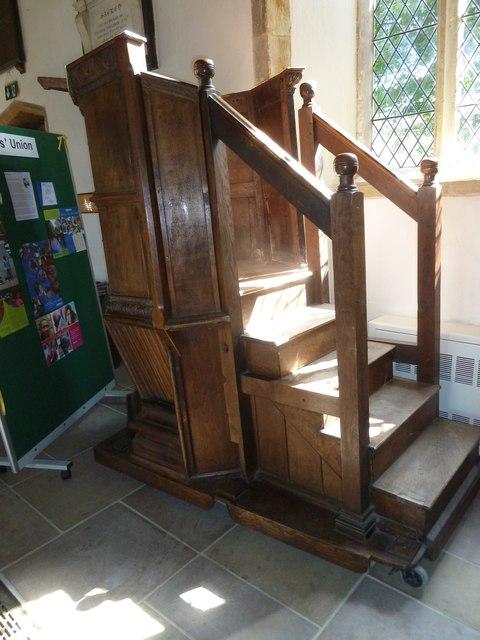 Inside St Mary, Beaminster (3)