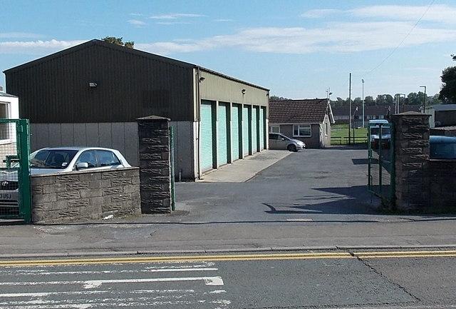 Gorseinon Ambulance Station