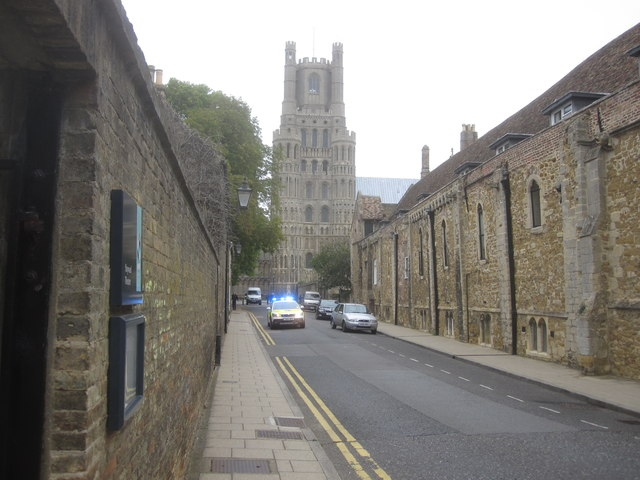 Ely Cathedral and The Gallery