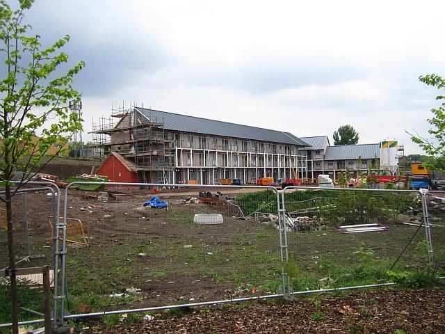 Construction, Musselburgh