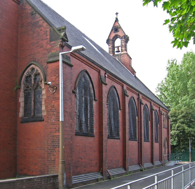 Heaton Norris - St Mary's RC Church