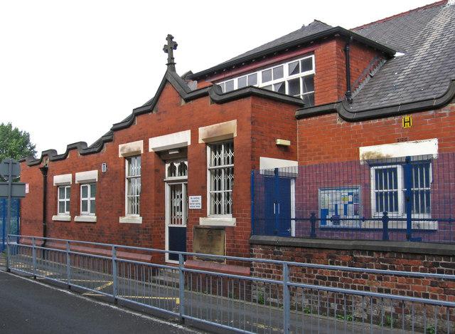 Heaton Norris - St Mary's RC School