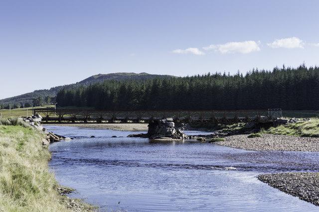 Bridge over the River Bran