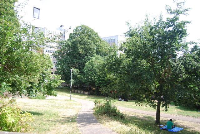 Queen's Rd Rest Gardens