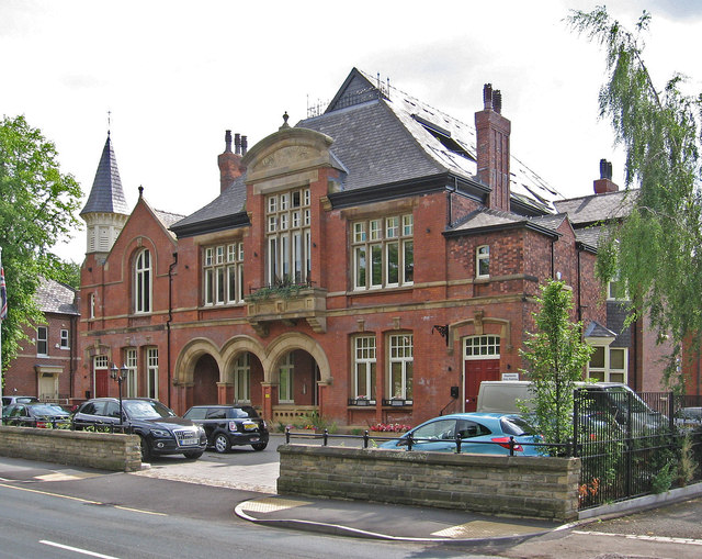 Heaton Moor - former Reform Club