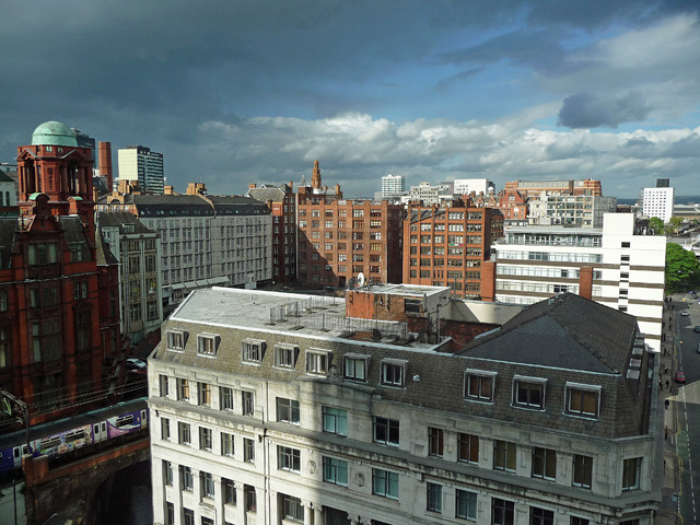 View from Hulme Street, Manchester (3)