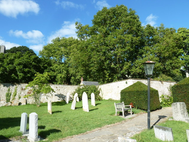 St Mary Magdalene, Loders: churchyard (i)