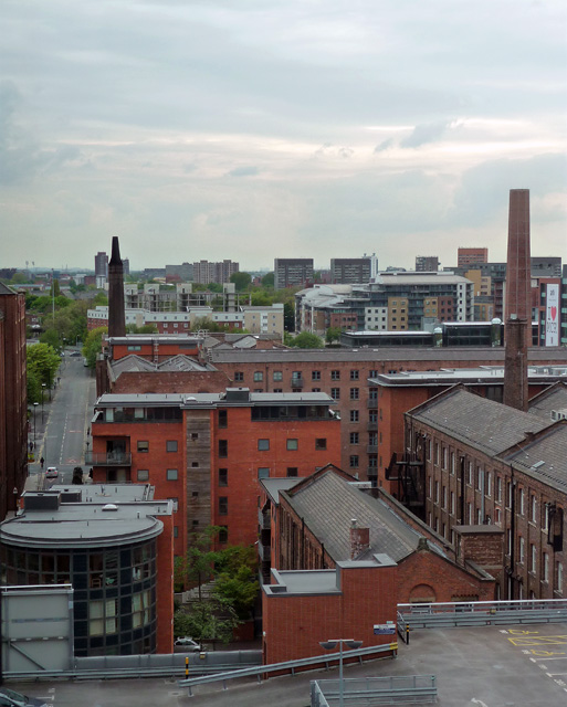 View from Hulme Street, Manchester (5)