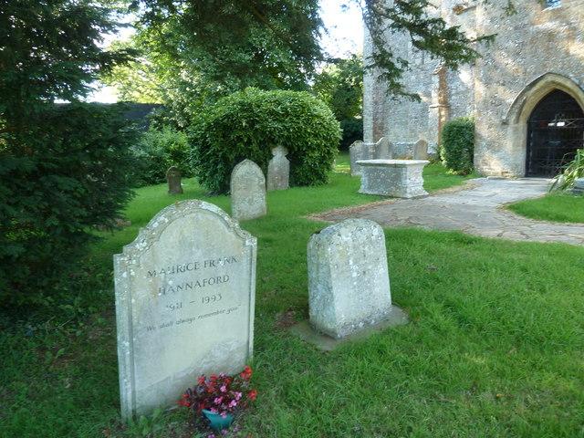 St Mary Magdalene, Loders: churchyard (ii)