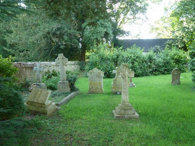 St Mary Magdalene, Loders: churchyard (iii)