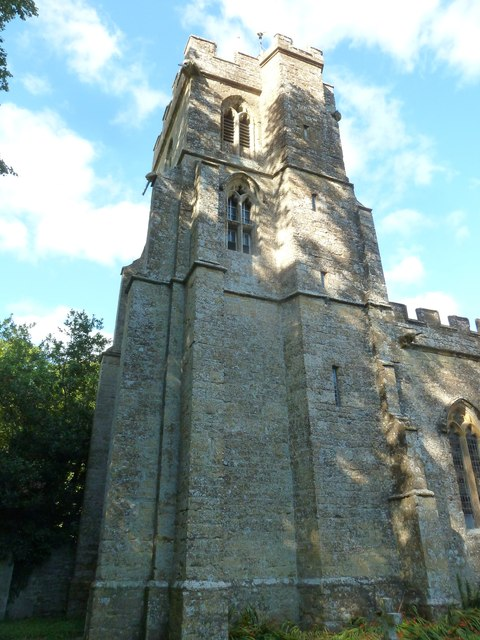 St Mary Magdalene, Loders: tower