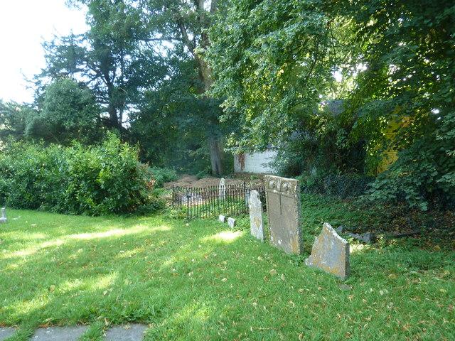 St Mary Magdalene, Loders: churchyard (v)