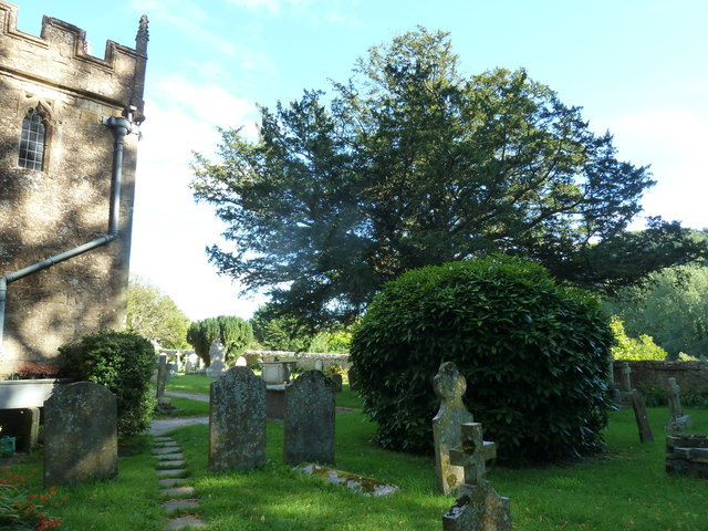 St Mary Magdalene, Loders: churchyard (viii)