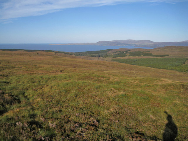 Waternish moorland